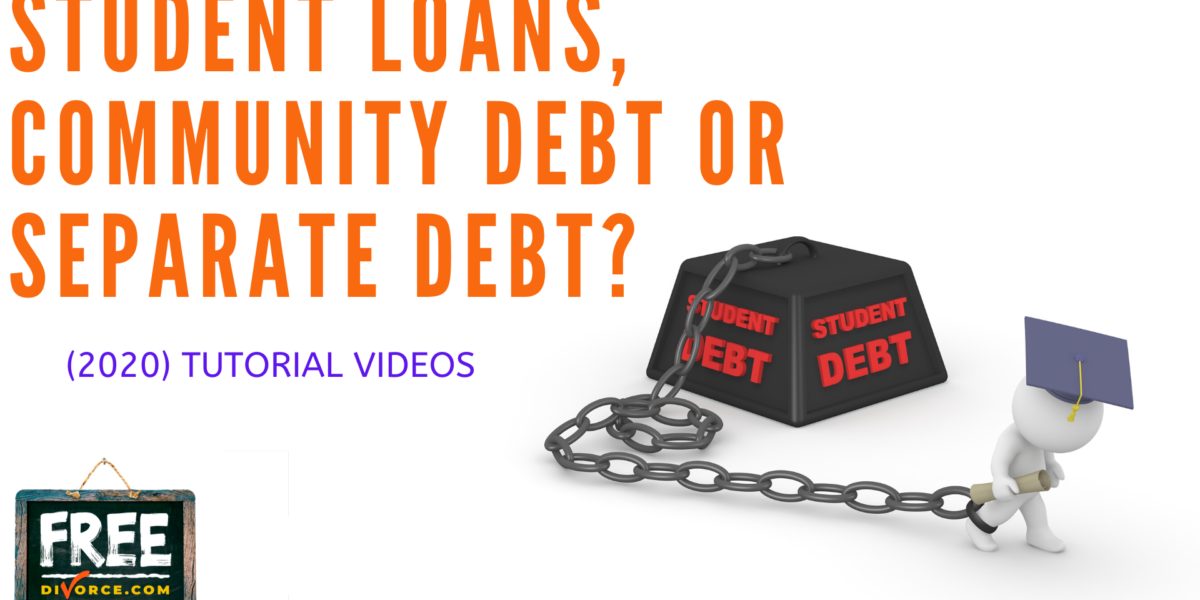 Video #21 - Getting Educated - Student Loans