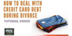 Video #22 - Getting Educated - Credit Card Debt