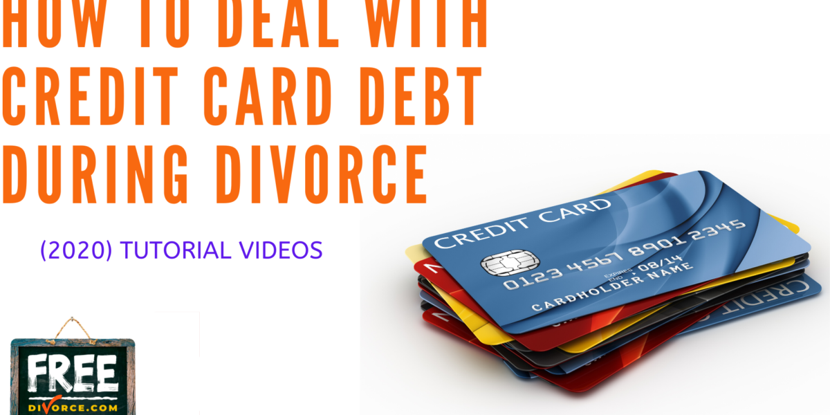 Video #22 - Getting Educated - Credit Card Debt