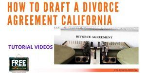 Video #41 - Divorce Judgment PART 2 (Marital Settlement Agreement Approach)