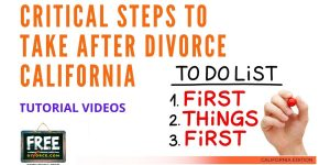 Video #48 - Divorce Judgment PART 9 (After You Receive Your Judgment From the Court)